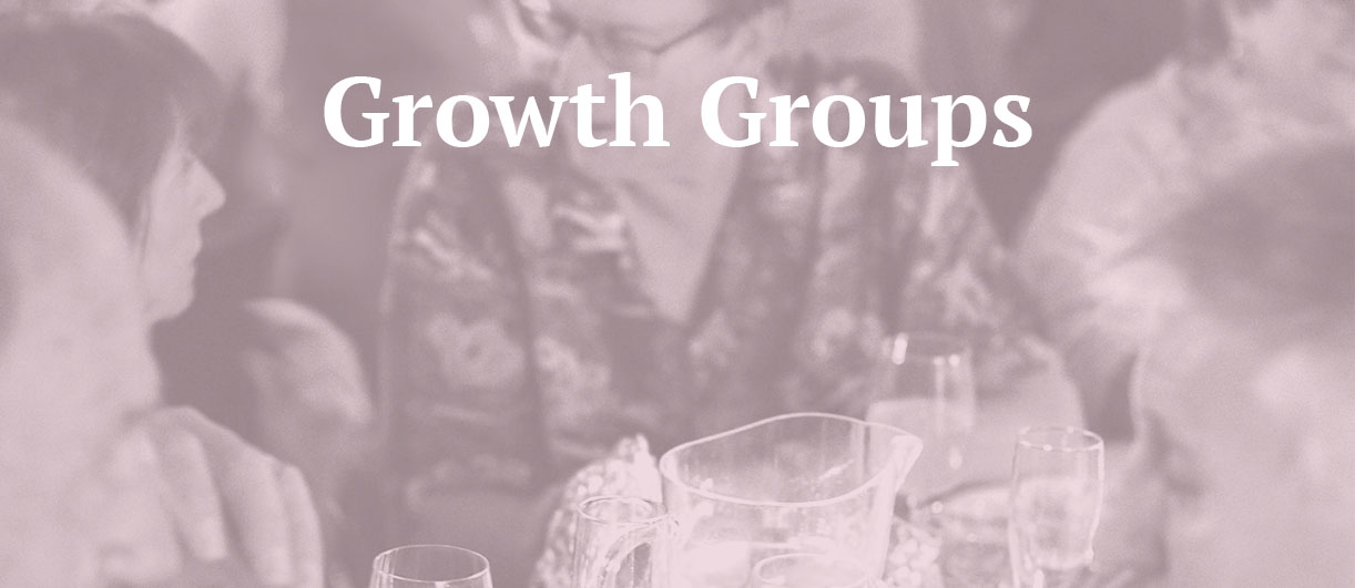Growth Groups text