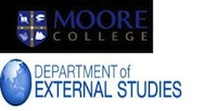 Moore College Ext Studies